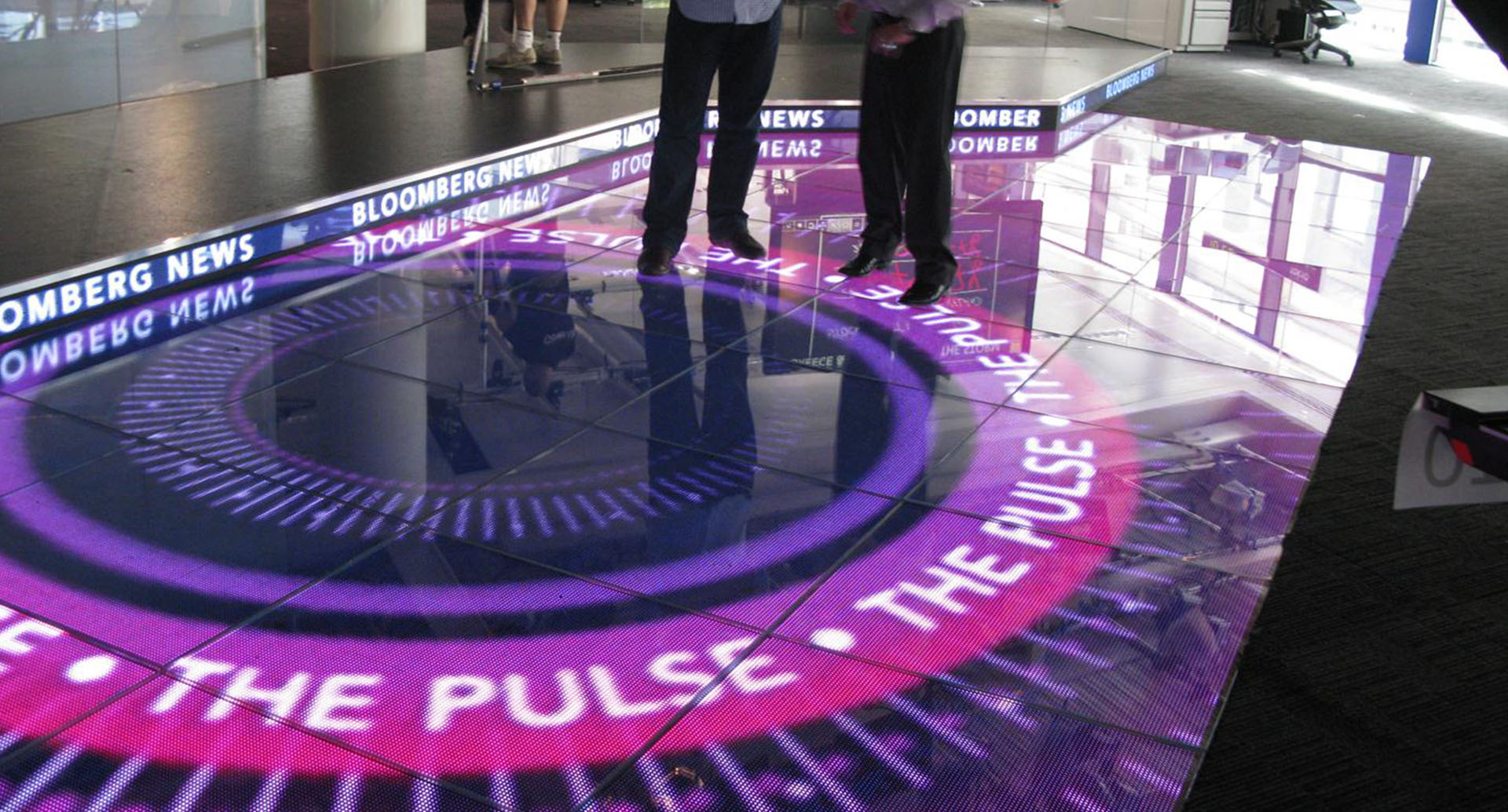 Pulse_Floor_Display